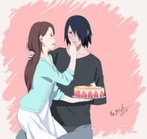 Happy Birthday, Sasuke-kun! by Yumi-Ho