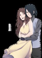 Sasuke and Yumi: Boruto by Yumi-Ho