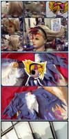 WIP Minimandy costume by nekomiKasai