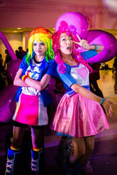 EG: Pinkie's bestfriend #1 by nekomiKasai