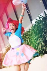 EG: Party Pony II by nekomiKasai