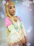 EAH: Daughter of Cinderella by nekomiKasai