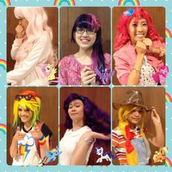 You are my Equestria Girls by nekomiKasai