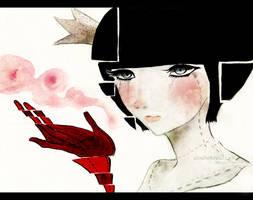 elizabeth redd : BREATHE by winRie