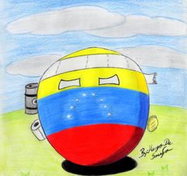 Venezuelaball by HugoDeSousa