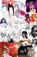 February 2013 dump #1 by TracyLeeQuinn