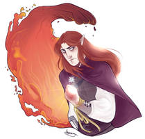 Kinslayer - Maedhros by Egobarri