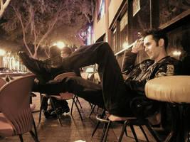 The Thinking Punk by Bonedaddybruce