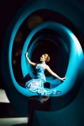 Spiral Space by fantasmica