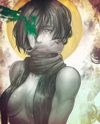 Mikasa bw by idaiku17