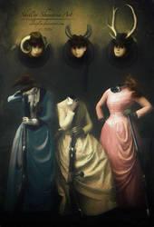 Trophy Wives (Revenge) by SilentPlea