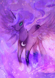 Dreamwanderer Luna by alaskaYU