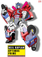 AA - Optimus Prime by Kingoji