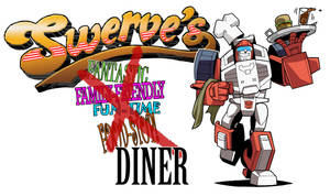 Swerve's Diner by Kingoji