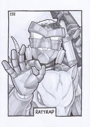 AA13 Sketch - Rattrap by Kingoji