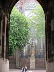 Arch dom tower Utrecht by marob0501