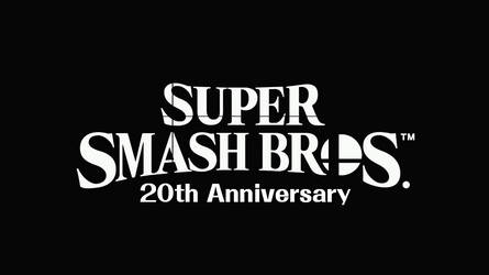 Super Smash Bros. 20th Anniversary Wallpaper by TheWolfBunny