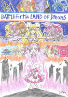 Pretty Cure: Battle of the Land of Dreams by a22d