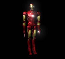 Iron Man Texture Done by optimusprimez10