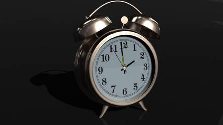 Timex Twin Bell Clock by optimusprimez10