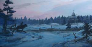 Pilgrim 02 by Nik-Moskvin