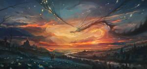 Dragon fly 02 by Nik-Moskvin