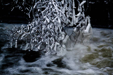 Winter water by Kartumandurix