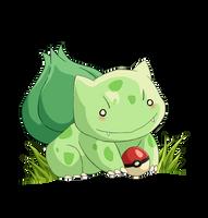 Bulbasaur by MeoWmatsu