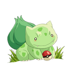 Bulbasaur by MeoWmatsu
