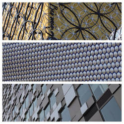 Birmingham Cladding by Artfulancell
