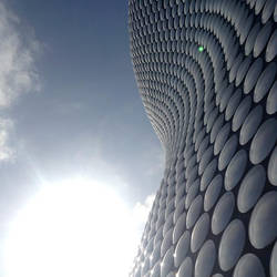 Birmingham Bullring in the sunshine :) by Artfulancell