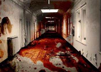 Asylum Ghosts by tiryth