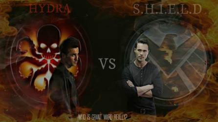 Shield VS Hydra by SouthernAllure