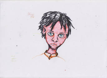 PATW Peter Marker Doodle by ArcticIceWolf