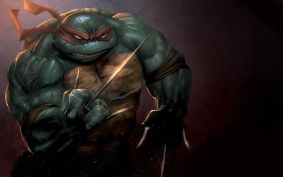 Teenage Mutant Ninja Turtles Theme WIN10/8.1/8/7 by azaanoune95