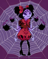 Undertale: Muffet by SeaGerdy