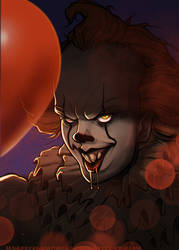 Pennywise by SeaGerdy