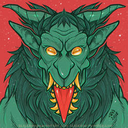 Krampus by SeaGerdy