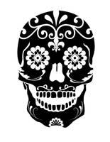 Sugar skull by nickgo79