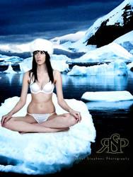 Isani on Ice by earthtorachel