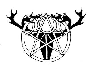Pagan Tattoo Design by desiderata848
