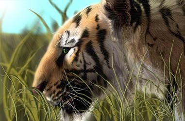 Tiger's prowl - FINAL by Jei-Dinofelini
