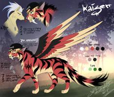 Kaizer Reference by Jei-Dinofelini