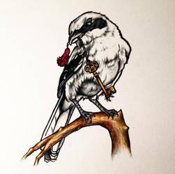 Littlebird by kristensaurus
