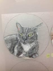 Tiny Portrait series 3 by kristensaurus