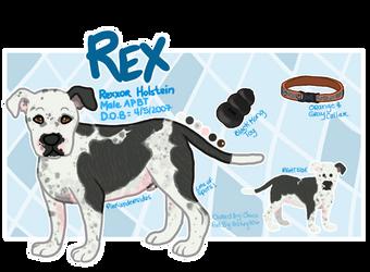 Rex Ref by steelx10deal