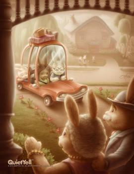 Arriving At Nostalgia by ScottMonaco