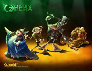 Viking OZpera by ScottMonaco