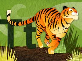 Paper Tiger by greenleafcm
