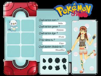Seiko RP pokemon Origins by Piou-chan33